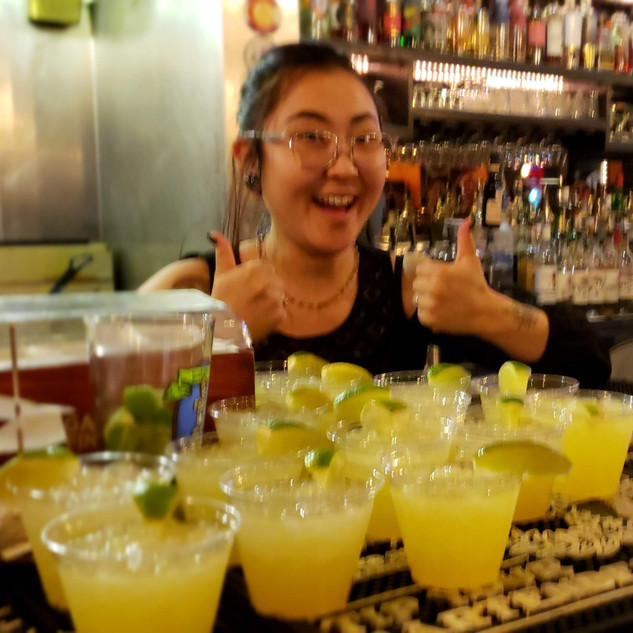 Margaritas are life!