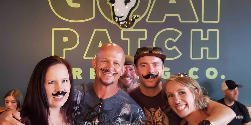The Mustache and Beard Bash - Crawl for a Cause