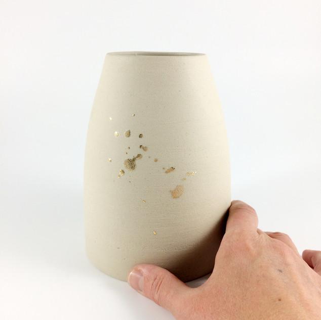 vase éclaboussure n°18