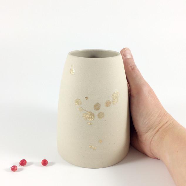vase éclaboussure n°13