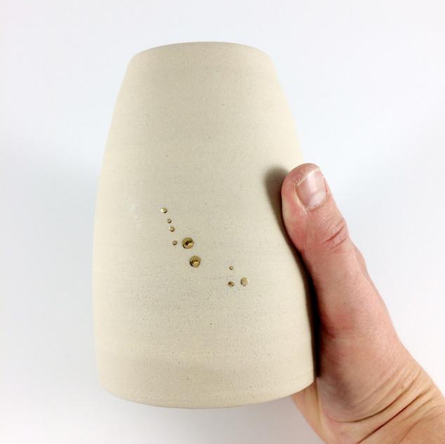 vase éclaboussure n°10