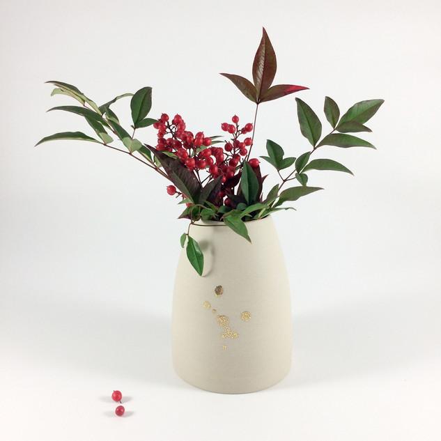 vase éclaboussure n°12 // VENDU