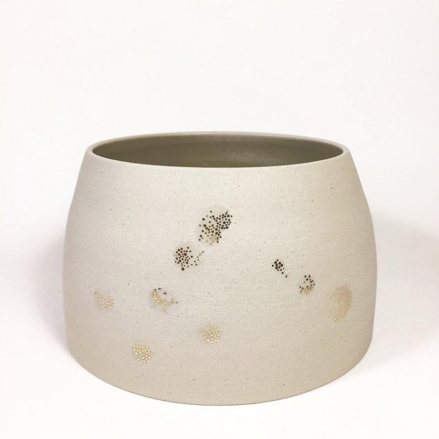 vase éclaboussure n°5 // VENDU