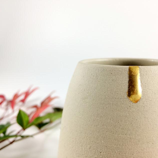 vase coulure n°28
