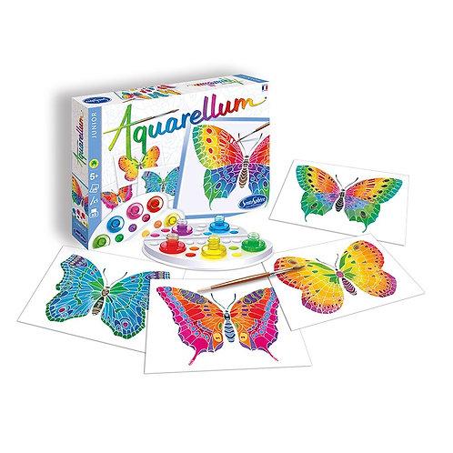 "AQUARELLUM JUNIOR ""Papillons""-  Sentosphère"