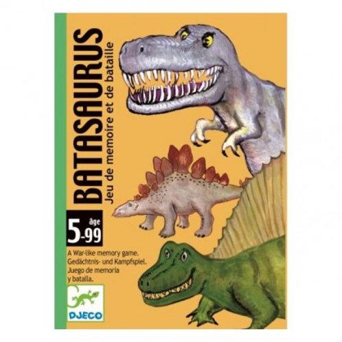 Batasaurus - Jeux de cartes DJECO