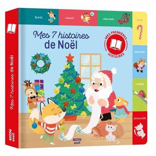 Mes 7 histoires de Noël