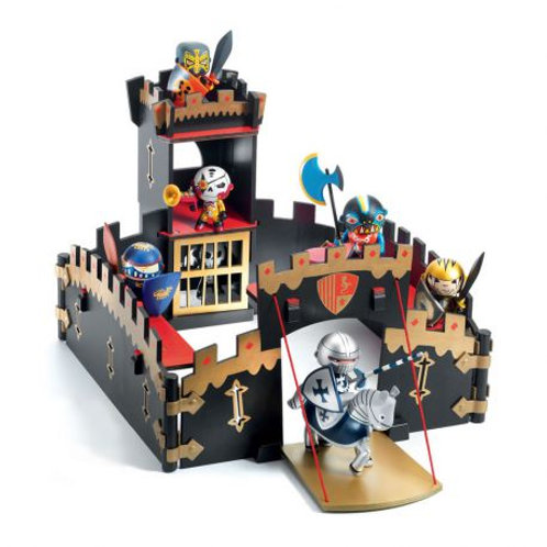Ze Black Castel - Château Arty toys