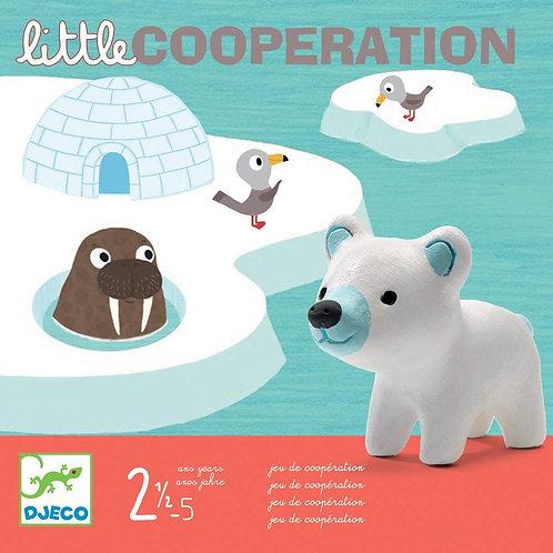 Little coopération - Jeux de cartes DJECO
