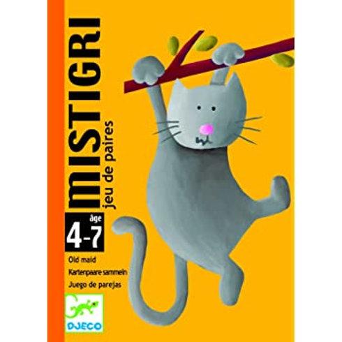 Mistigri - Jeux de cartes DJECO