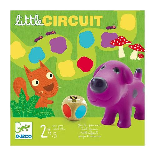 Little circuit - Jeux de cartes DJECO