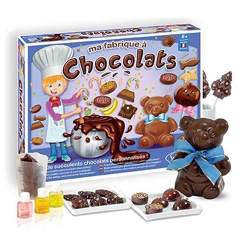MA FABRIQUE A CHOCOLATS- Sentosphère