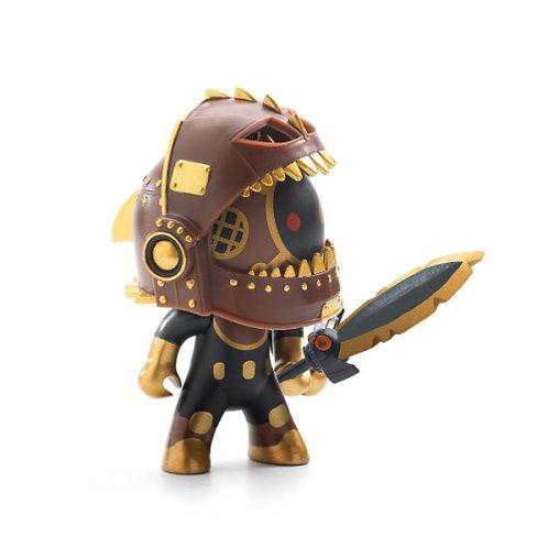 Figurine pirate Arty toys Pirat'Nha