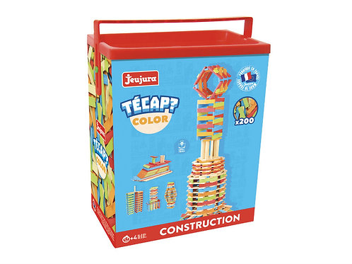 TECAP ? COLOR - 200 PIECES
