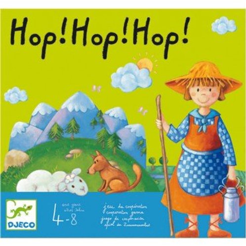 Hop hop hop ! - Jeux DJECO