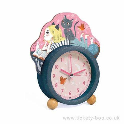 Little Cat Alarm Clock by Djeco