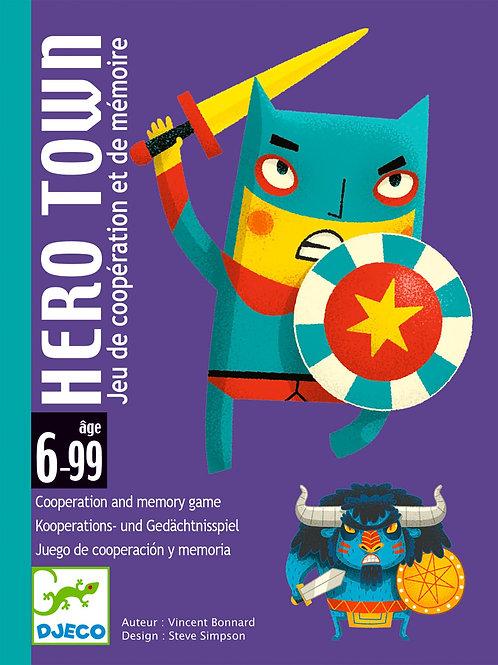 Hero town - Jeux de cartes DJECO