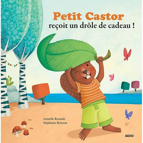 Petit Castor reçoit un drôle de cadeau !