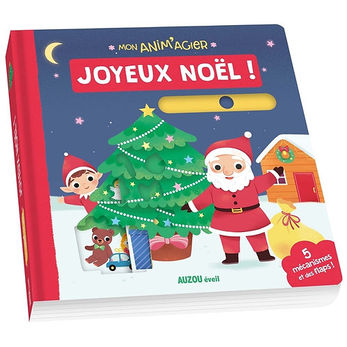 """Mon anim'agier """"Joyeux Noël"""""""