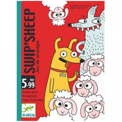 Swip Sheep - Jeux de cartes DJECO