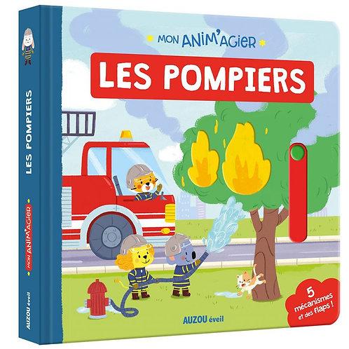 """Mon anim'agier """"Les pompiers"""""""