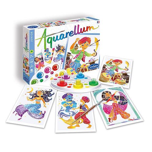 """AQUARELLUM JUNIOR """"Aladin"""" -  Sentosphère"""