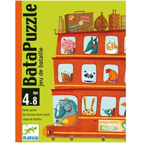 Batapuzzle jeu de cartes