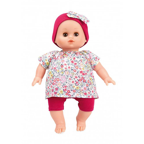 "Poupon Ecolo Doll  ""Anémone"""