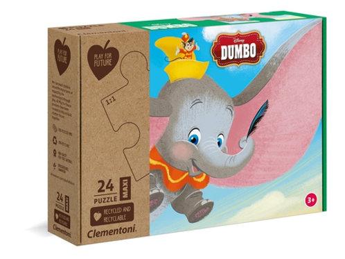 Dumbo -  24pcs maxi CLEMENTONI