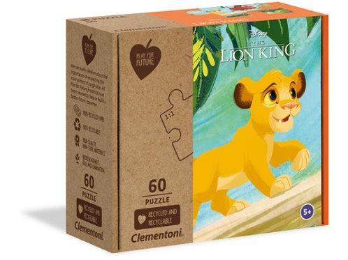 Le roi lion - 60 pcs maxi CLEMENTONI
