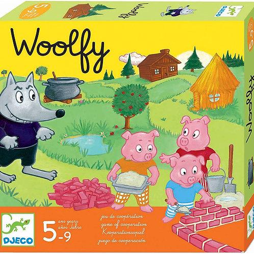 Woolfy - Jeux DJECO