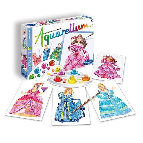"""AQUARELLUM JUNIOR """"Princesses -  Sentosphère"""