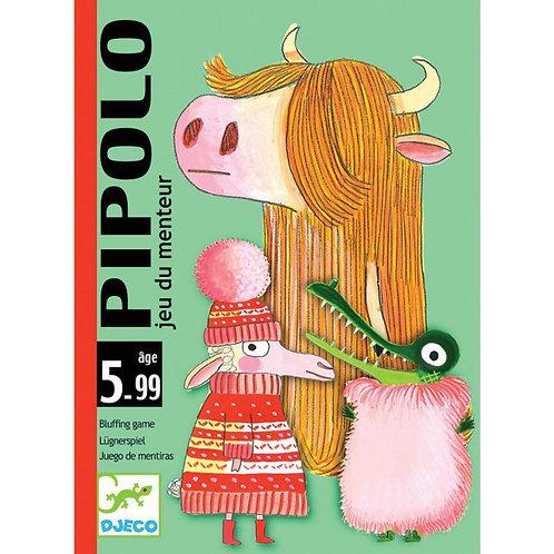 Pipolo - Jeux de cartes DJECO