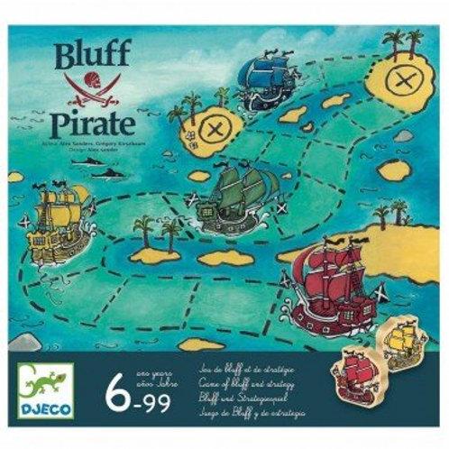 Bluff pirates- Jeux DJECO