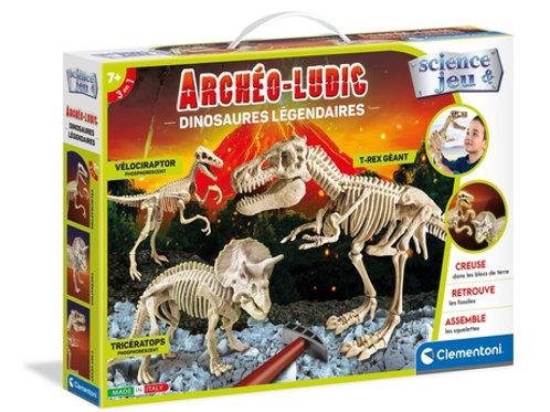 Archéo Ludic - Dinosaures légendaires