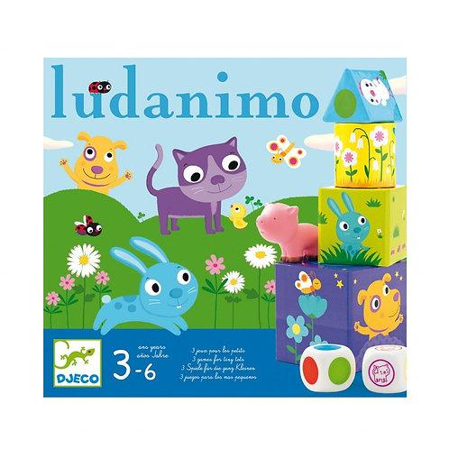 Ludanimo - Jeux DJECO