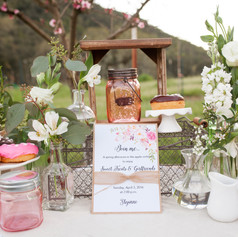 Will you be my bridesmaid? Inspirational shoot