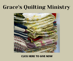 Grace's Quilting Ministry