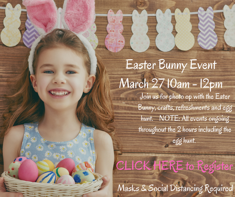 Easter Bunny Event