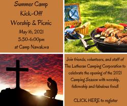 2021 Summer Camp Kick-Off