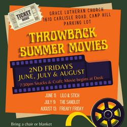 Summer Throwback Movie FB