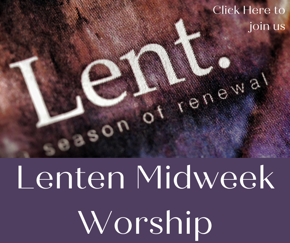 Lenten Midweek Worship