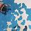 Thumbnail: Lança confete chá revelação - Azul
