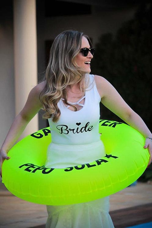 Body Branco Bride