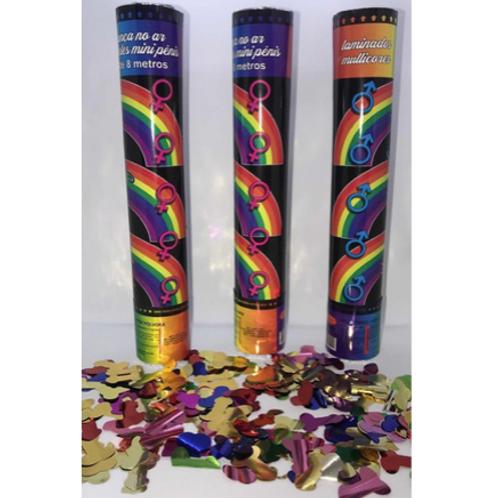 Lança Confete - Divertido