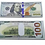 Thumbnail: Carteira Slim Dinheiro Nota de 100 Dólares