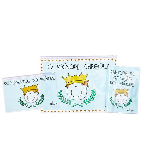 Kit de documentos bebês