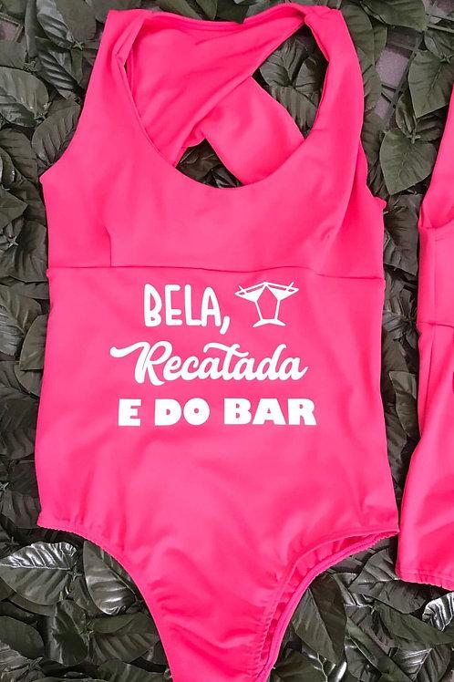 """Body """"Bela,Recatada e do Bar"""""""
