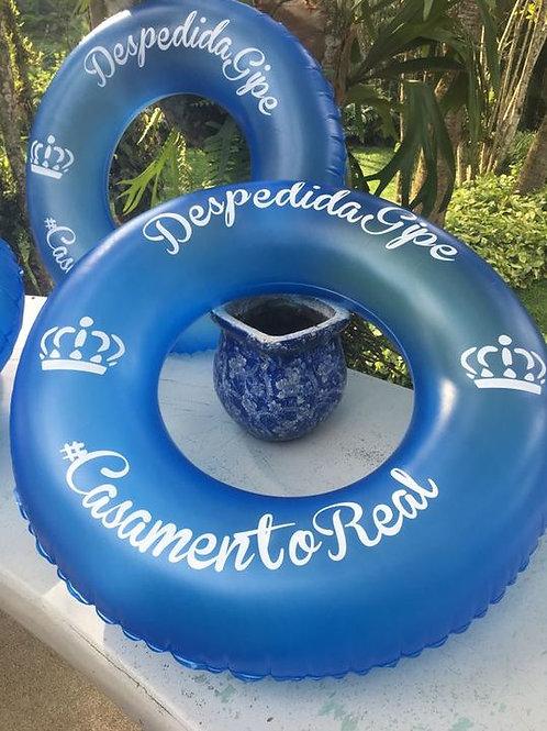 Boia Azul Personalizada