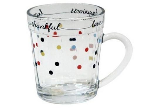 Xícara de café 270ml - Vidro